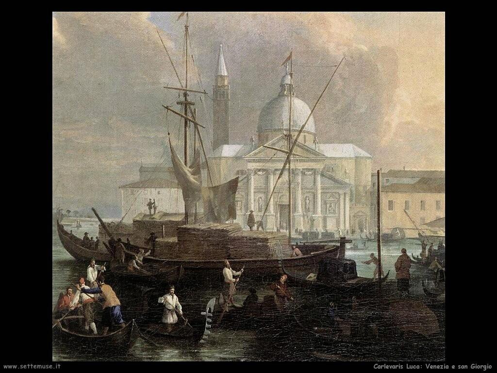 La dogana marina con San Giorgio