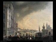 Il ponte per la festa (Venezia)