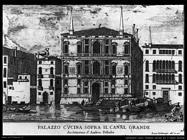 Palazzo Coccina sul Canal Grande