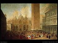 Piazza san Marco (Venezia) 1722