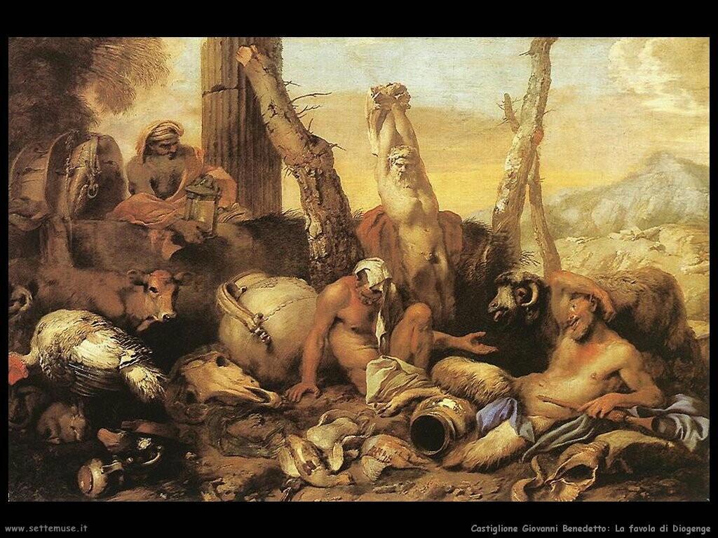 La favola di Diogene