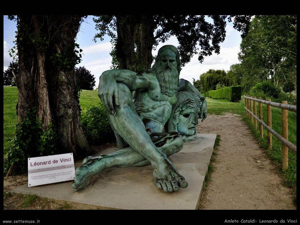 Cataldi Amleto biografia e sculture