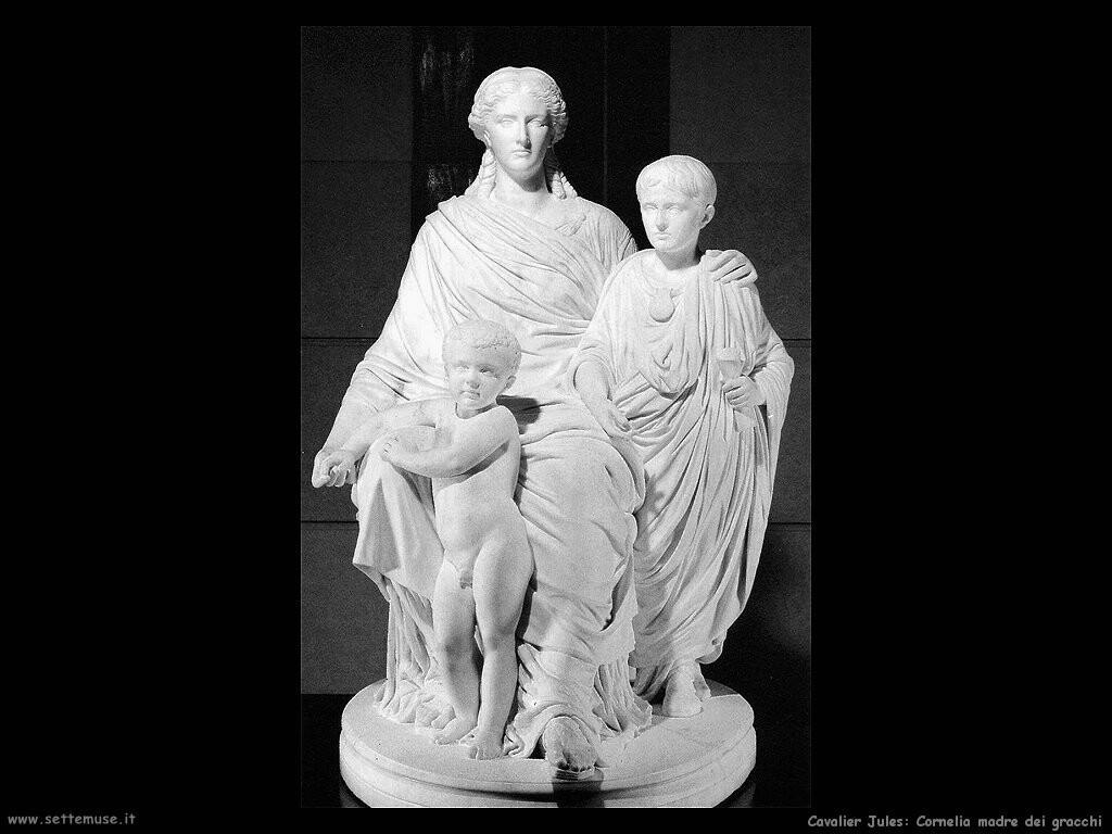 Cornelia, madre dei gracchi