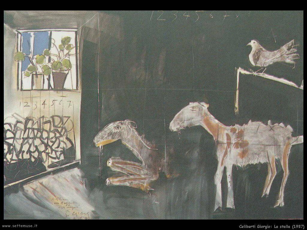 La stalla (1987)