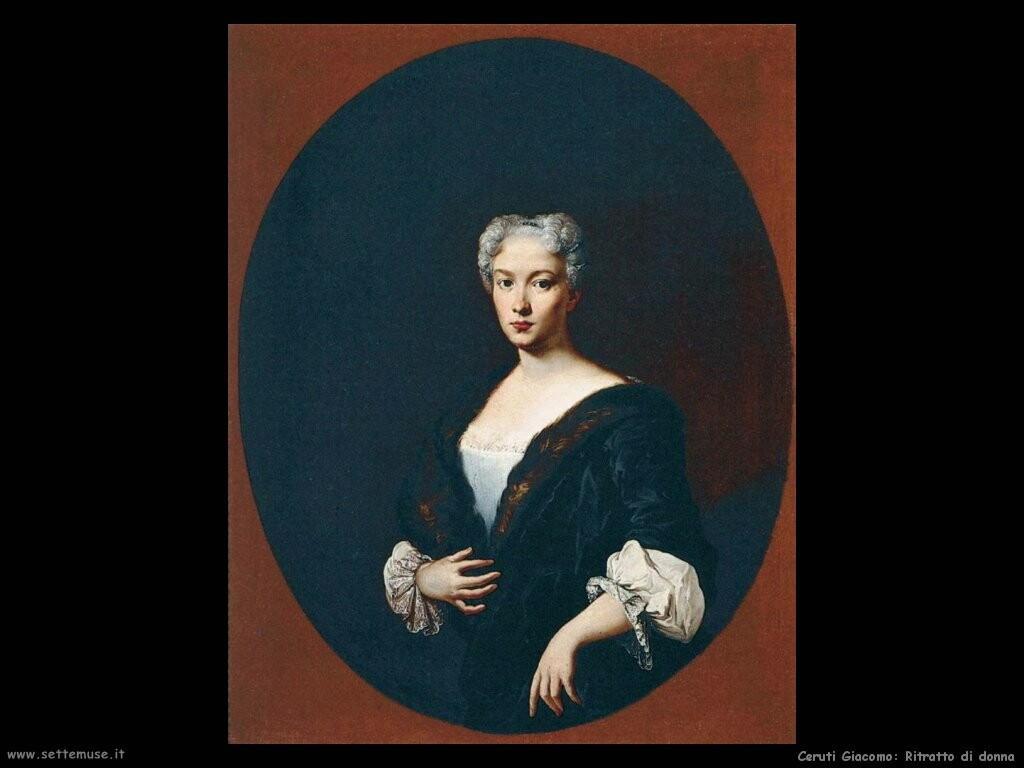 Ritratto di una donna