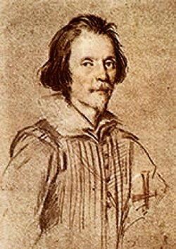 Autoritratto di Giuseppe detto Cavalier d'Arpino