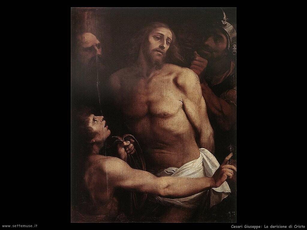 La derisione di Cristo