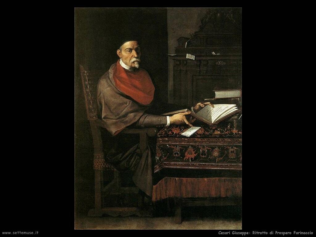 Ritratto di Prospero Farinaccio