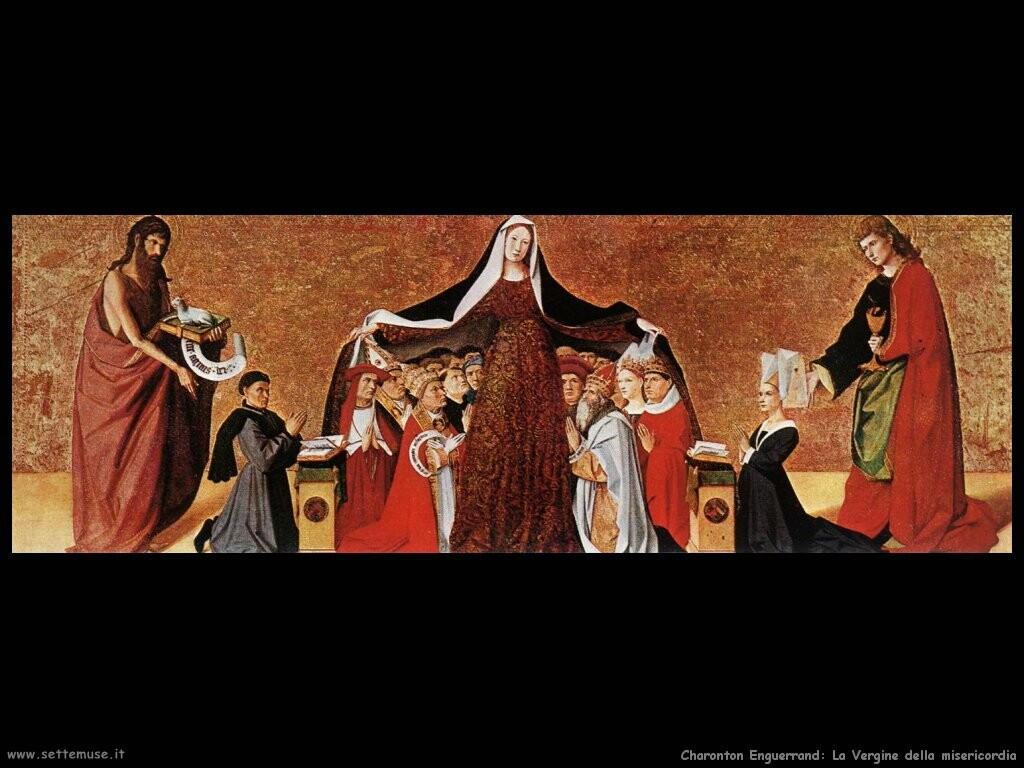 La Vergine della misericordia