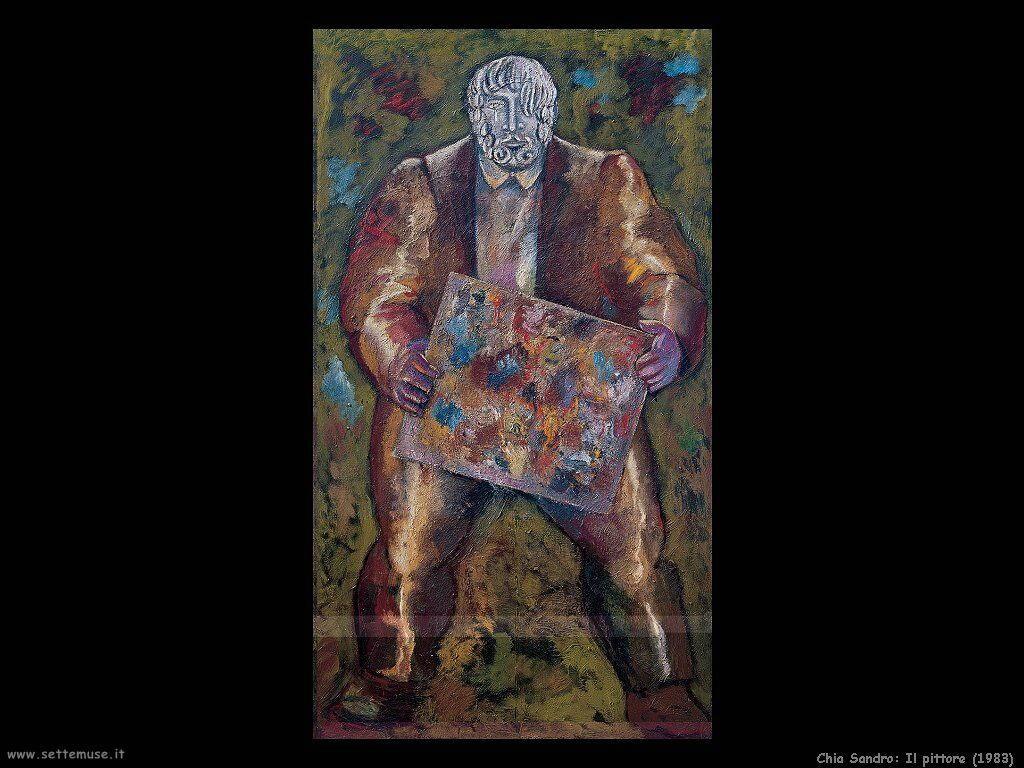 Il pittore (1983)