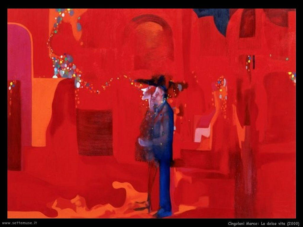 La dolce vita (2000)
