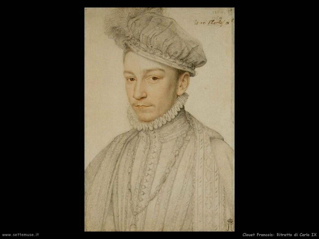 Ritratto di Carlo IX