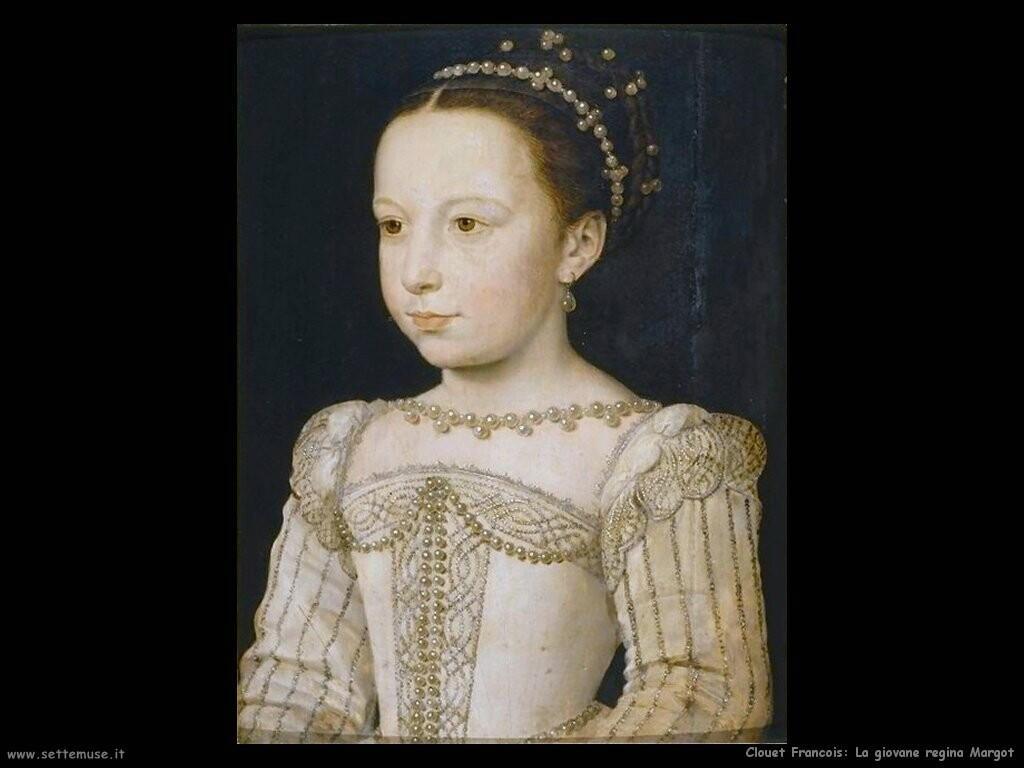 La giovane regina Margot