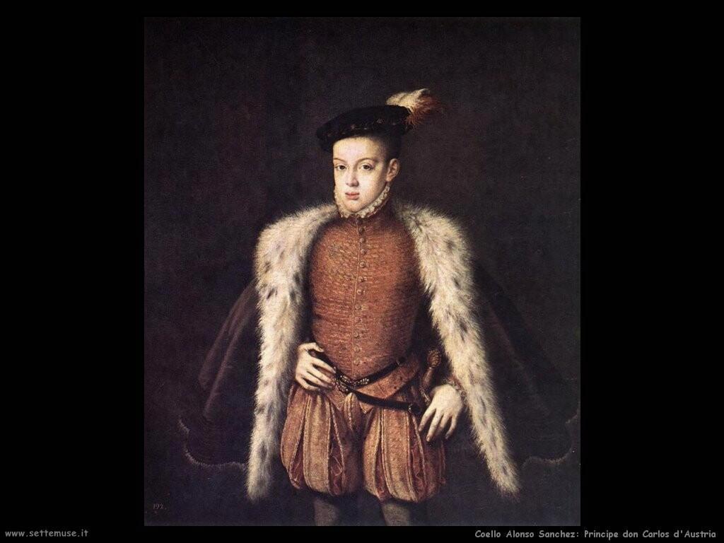 Principe don Carlos d'Austria