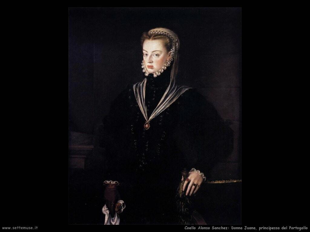 Donna Juana, principessa del Portogallo