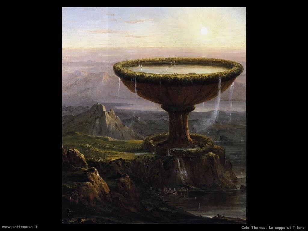 La coppa di Titano