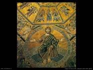 Mosaico sulla volta (dett)