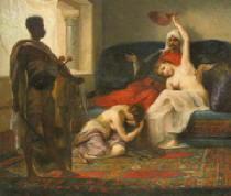 Dipinto di Fernand Cormon