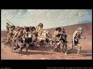 Caino fugge dalla maledizione di Geova (1880)