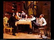 Una cena d'amici (1885)