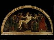 Pietà, pannello dalla Roverella