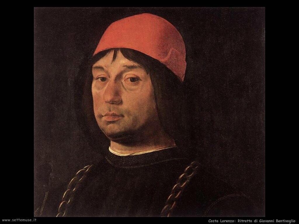 Ritratto di Giovanni Bentivoglio