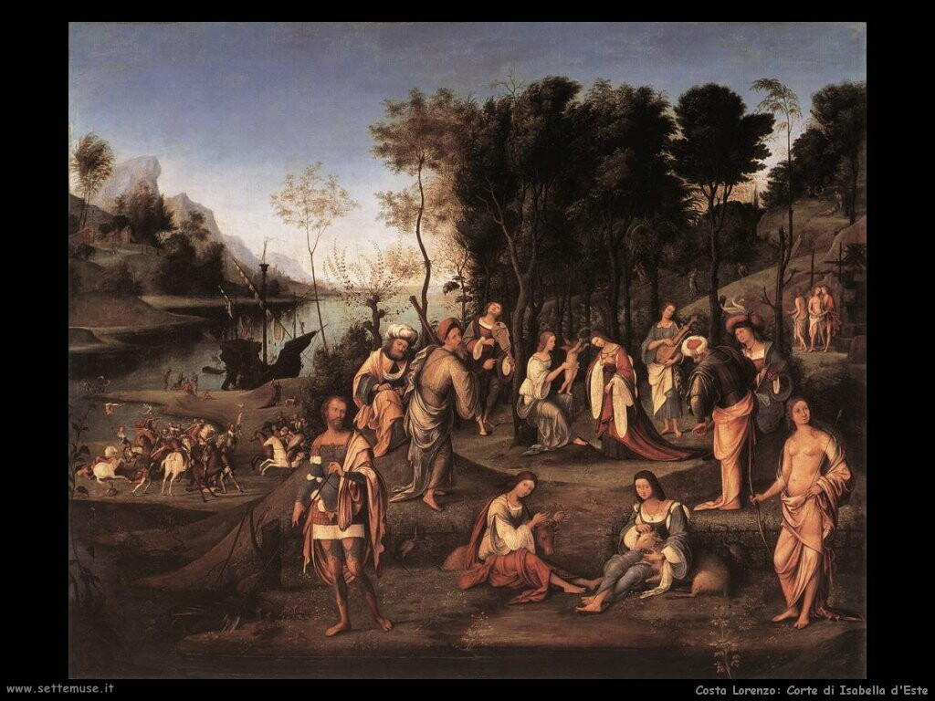 Corte di Isabella d'Este