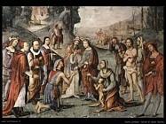 La carità di santa Cecilia