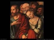 Cristo e la peccatrice