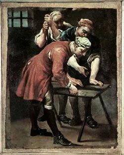 Pittura di Giuseppe Maria Crespi