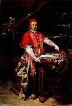 Dipinto di Giuseppe Maria Crespi