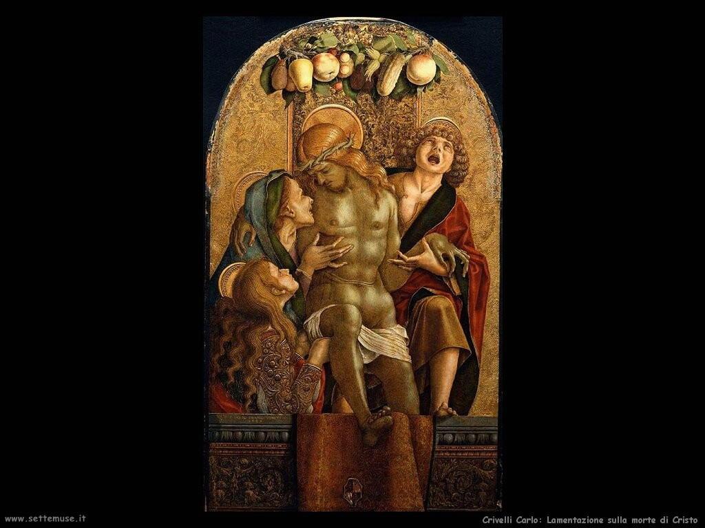 Lamentazione sul Cristo morto