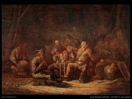 Contadini in taverna