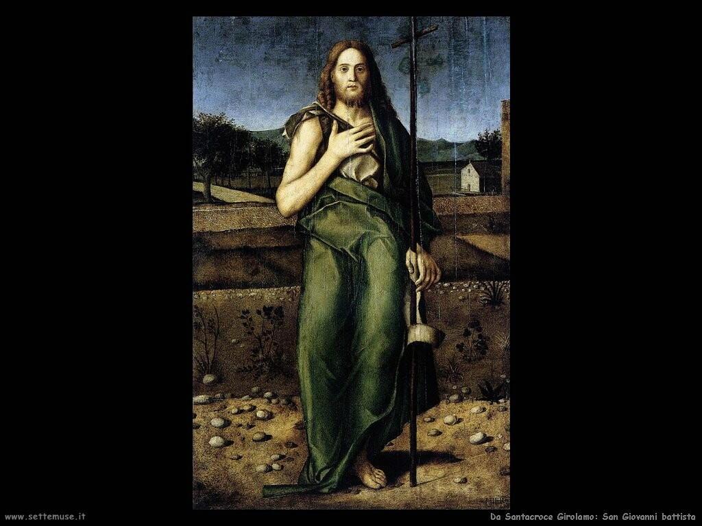 da Santacroce Girolamo