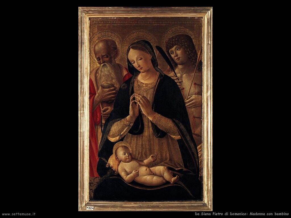 da Siena Pietro Di Domenico