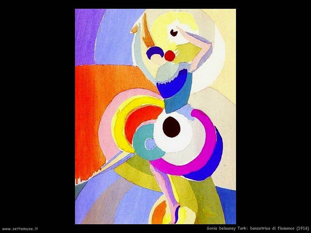 Delaunay-Terk Sonia