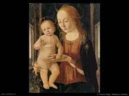 d antonio biagio Madonna con bambino