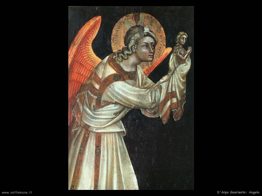 d arpo guariento arcangelo