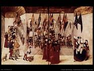 d eyck bartholemy Presentazione di bandiere e elmi