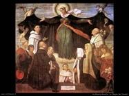 da brescia moretto La Vergine del Carmelo