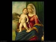 da conegliano cima Madonna con bambino