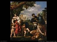 da cortona pietro L'alleanza di Giacomo e Laban