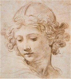 Disegno di Pietro da Cortona