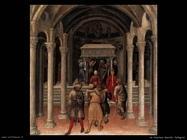 da fabriano gentile Quaratesi altarpiece pilgrims