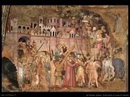 da firenze andrea Cristo porta la croce al calvario