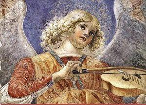 Dipinto di Melozzo da Forlì