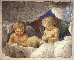 Pittura di Melozzo da Forlì