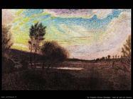 da_volpedo_pellizza_giuseppe Nubi di sera sul Curone