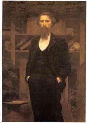 Giuseppe Pellizza da Volpedo autoritratto