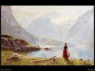 Hans Dahl pittore norvegese
